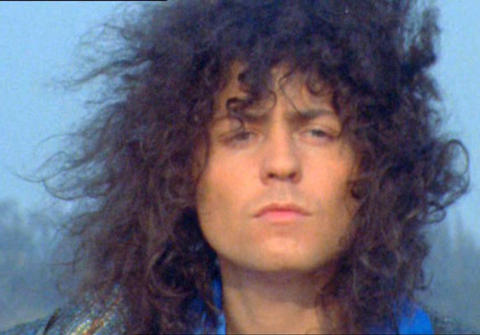 marc bolan trex wrapped tree town live