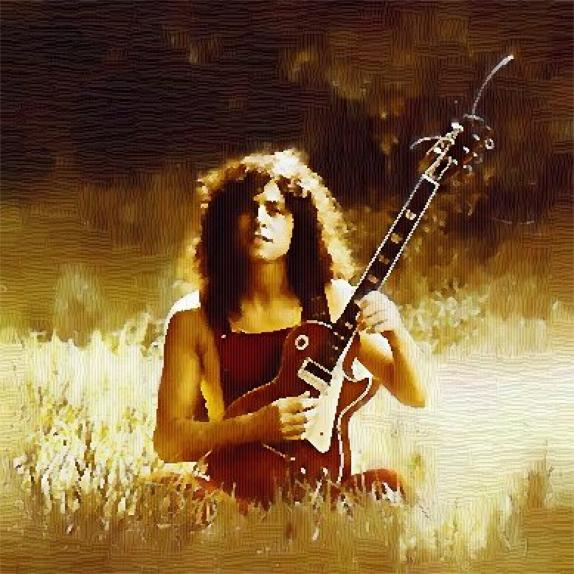 Marc Bolan and T Rex Dandy In The Underworld